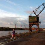 hardlopen in göteborg haven