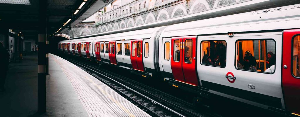 duurzaam reizen trein