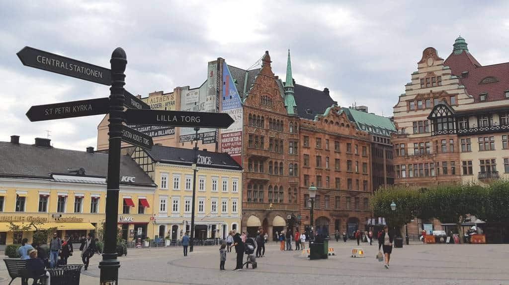 vakantie in zweden malmö