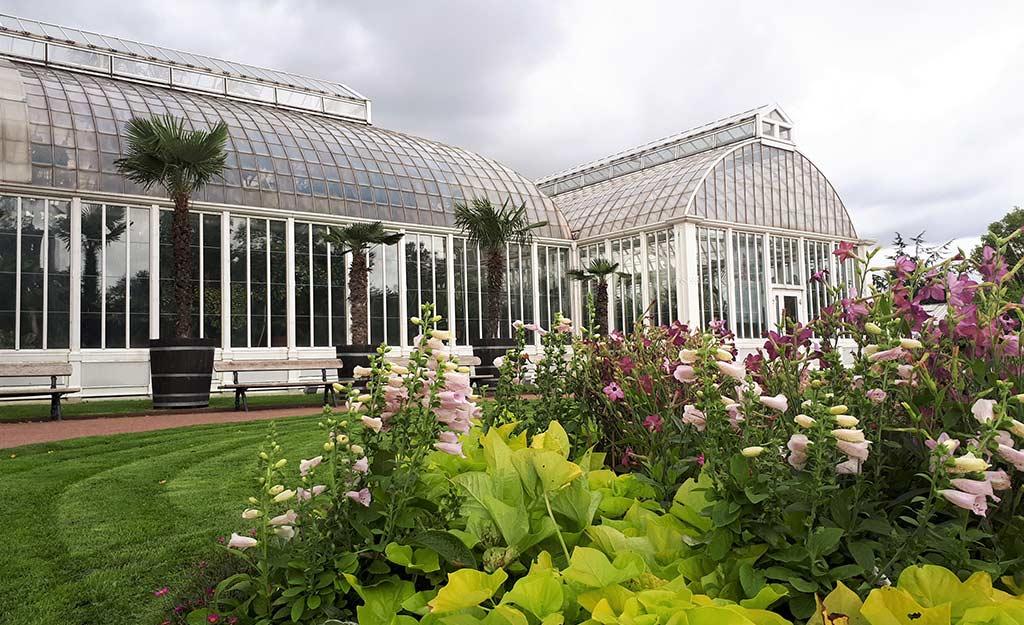 botanische tuin göteborg