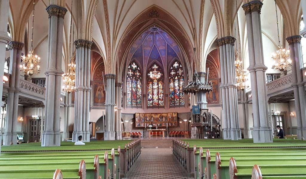 oscar frederich kerk