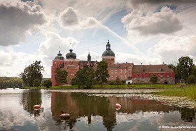 zweedse meren en kastelen kasteel gripsholm